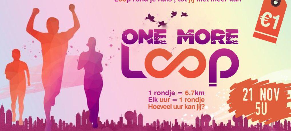 One More Loop – Last Man Standing Virtual Run