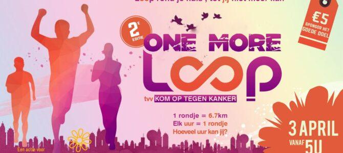 One More Loop ed. 2- Voor het goede doel